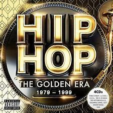 HIP-HOP The Golden Era [Audio CD] Various Artists
