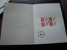 FRANCE -document 1er jour 29/12/1990 (albertville ski de vitesse) (cy48)french(E