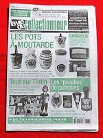 Tintin dans la Presse - Tout sur Tintin. La Vie du Collectionneur 2001