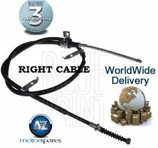 FOR FORD RANGER 2.5DT TDCi 4X2 2006-2011 RIGHT SIDE REAR HAND BRAKE CABLE