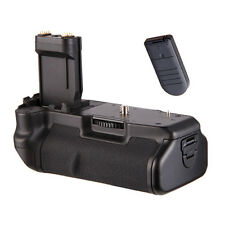 Vertical Battery Grip for CANON EOS 400D 350D XT as BG-E3 + IR RC-5