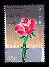 1998 UN Declaration of Human Rights 50th AnniversaryMUH