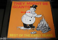 THEY MIGHT BE GIANTS the BEST of EARLY YEARS CD hide away folk family COWTOWN