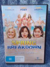 SPRING BREAKDOWN AMY POEHLER,PARKER POSEY,RACHEL DRATCH DVD M R4