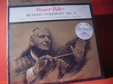 "BRUNO WALTER "" BRAHMS - SYMPHONY NO.4 "" (180GRAM-CLASSIC/45RPM-LP-SET/SEALED)"