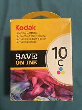 Genuine Kodak Tri-Color Ink Cartridge New in Sealed Box