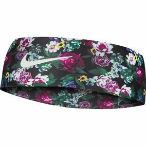 Nike Dry Wide Headband Floral