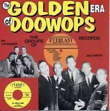 GOLDEN ERA OF DOO WOPS: EVERLAST RECORDS (CD 7103)