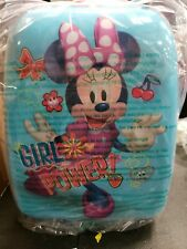 """American Tourister - Disney Kids 19"""" Hardside Upright Suitcase Minnie Mouse NEW"""