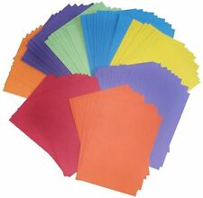 A4 Coloured Thick Card Making Sheets Printer Copier Packs 160gsm Arts Craft