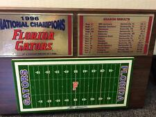 1996 National Football Championship -Signed Limited Edition