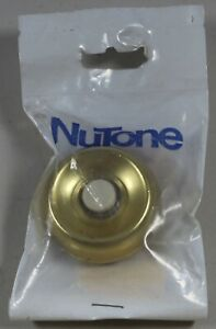 NuTone Push Button Door Bell PB-14 LGL Gold Lighted Pushbutton New