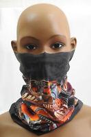 Multifunktionstuch Halstuch Schlauchschal Gesichtschutz Oldtimer M01