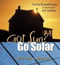NEW - Got Sun? Go Solar: Get Free Renewable Energy to Power Your Grid-Tied Home