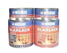 Wilckens Hochglänzende Lacke & Lasuren für Heimwerker