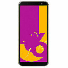 "SAMSUNG Galaxy J6 (SM-J600G/DS) 5.6"" 3GB/32GB LTE Dual SIM Unlocked Gold"