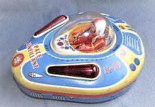 Space Survveillant X-07 1960's Japan by Masudaya .Co. ( M-T ) Not Working .