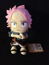 "Fairy Tail Anime GE-6969 ~ 8"" Natsu Dragneel Official Plush Toy Doll"
