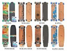 JUCKER HAWAII Woody Boards / Minicruiser / Cruiser / Penny Boards aus Holz Tuto