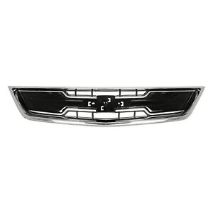 Front Grille Fits 2014-2019 Chevrolet Impala 104-2491