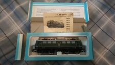 MÄRKLIN 3040 HO Electric Locomotive E7 Condition Forest Green with Manual