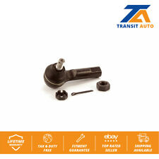 2 FRONT OUTER 2 INNER TIE ROD END FOR NISSAN 240SX 88-94 MAXIMA 85-88 NX 91-93