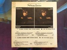 NELSON FREIRE - US DEBUT RECORDING - RADIO STATION EDITION!!! RARE!!!! 2 RECORDS