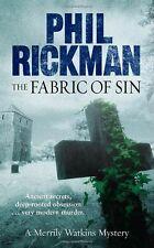 The Fabric of Sin (Merrily Watkins Mysteries),Phil Rickman