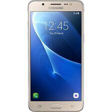 "Samsung Galaxy J5 J510M/DS 16GB Gold, 5.2"", Dual Sim, Factory Unlocked Phone,"