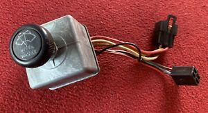 Peterbilt 379 Cole Hersee electrical windshield wiper switch 330 357 377 378