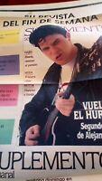 A. Sanz. Vuelve El Huracan. Segundo Disco. 1993!