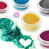 Biodégradables Glitters Gros & Fin Acheter 3 Obtenez 3 Gratuit ! Eco Bio Sparkle