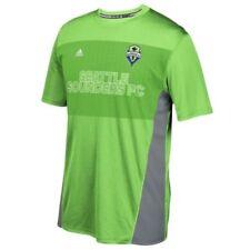 Camisetas de fútbol de clubes internacionales de manga corta verde talla L