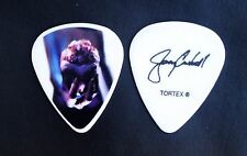 Alice in Chains Guitar Pick! Jerry Cantrell Blue Heart In Hand Pick. 2010 Tour.