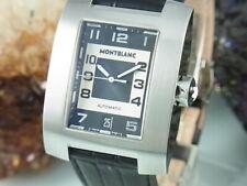 Montblanc 8553 Profile XL Automatik Saphir Glas Herrenuhr 7058