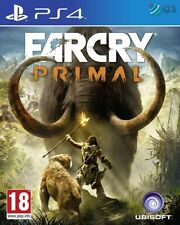 Far Cry Primal & Owl Pack DLC PS4 * NEW SEALED PAL * emc