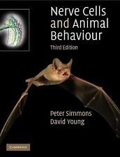 Nerve Cells and Animal Behaviour: By Simmons, Peter, Young, David