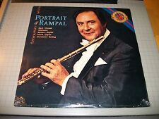 Portrait Of Rampel Bach Mozart Vivaldi Haydn NEW Sealed LP CBS Records FAST SHIP