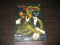 Furia Orientale DVD Bruce Lee Nora Miao San Chin Sigillata Nuovo