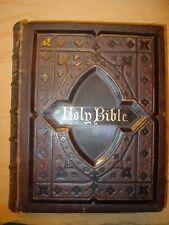 A. J. Holman The Holy Bible 1882
