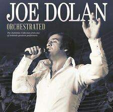 Joe Dolan - Orchestrated/ Nathan Carter(2016 CD Free UK P&P) RTE Late Late Show