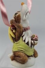 Harmony Kingdom Uk 'Comet' Reindeer #Ctrre05 Le Ornament 5th In Series Nib!