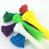 100PCS Nylon Plastic Cable Ties Long and Wide Extra Large Zip Ties wrap