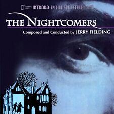 The Nightcomers cd sealed intrada OOP Fielding