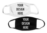 Customized Fashion Reusable Face Mask Made In The USA (NEW)