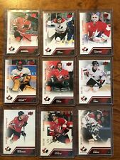 14 x 2013-14 Upper Deck Team Canada Red Lot Exclusive /100 Fleury etc BV $150+