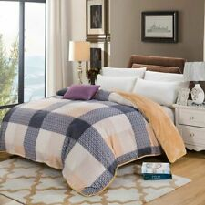 Flannel Winter Blanket Throws For Bed Duvet Comforter Cover Thick Warm Bedspread