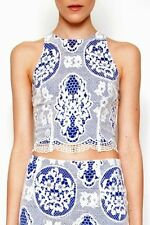 Lace Evening, Occasion Crop Tops for Women