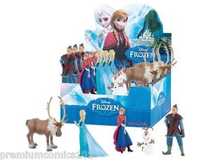 Bullyland FROZEN Disney Figures (Elsa / Anna / Olaf)