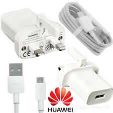 Genuine 2a Mains Charger Micro USB Cable & Plug for Huawei P10 Mate 8 6p Y6